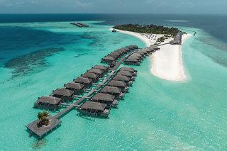 Hotel Constance Moofushi Resort - Malediven - Malediven