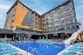 Hotel Arsi - Türkei - Side & Alanya