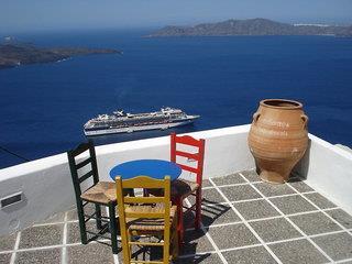 Hotel Manos - Griechenland - Santorin