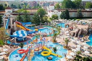 Hotel Club Evrika - Sonnenstrand - Bulgarien