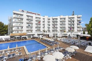 Hotel Stil Continental Park - Playa De Muro - Spanien