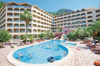 Hotel Gölmar Beach - Icmeler - Türkei
