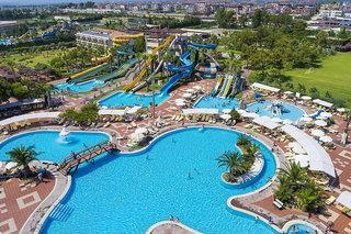 Hotel Turan Prince World Club - Türkei - Side & Alanya