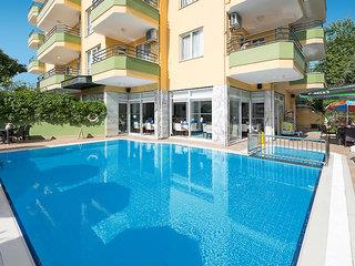Hotel Iris - Türkei - Side & Alanya