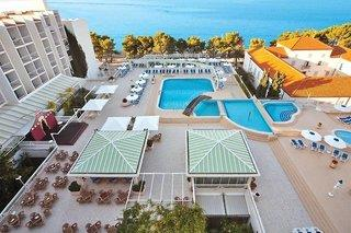 Hotel Bluesun Alga - Tucepi - Kroatien