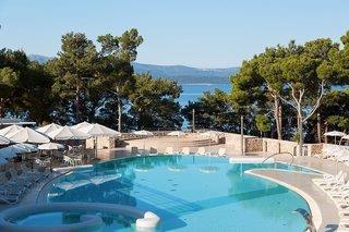 Bluesun Grand Hotel Elaphusa - Kroatien - Kroatien: Insel Brac