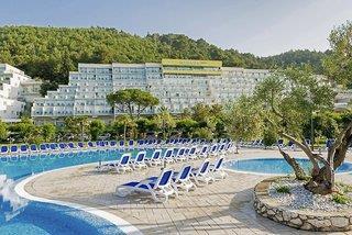 Hotel Mimosa - Rabac - Kroatien