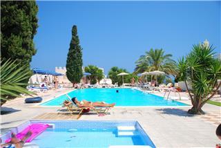 Hotel Castello Di Rodi - Griechenland - Rhodos
