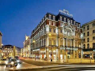 Hotel Avenida Palace - Portugal - Lissabon & Umgebung