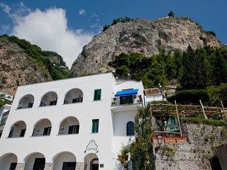 Hotel Aurora - Amalfi - Italien