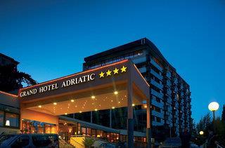 Grand Hotel Adriatic I - Kroatien - Kroatien: Kvarner Bucht