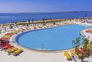 Hotel Holiday Village Kazela - App. & Camping - Kroatien - Kroatien: Istrien