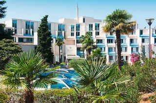 Hotel Valamar Crystal - Kroatien - Kroatien: Istrien