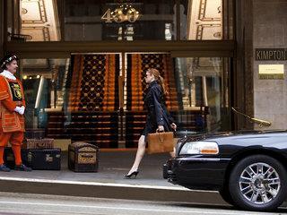 Hotel Sir Francis Drake - USA - Kalifornien