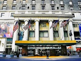 Hotel Pennsylvania - New York City - USA