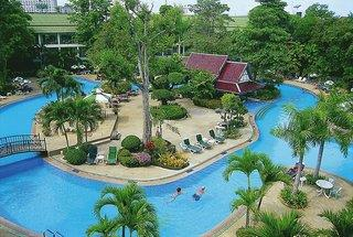 Hotel The Green Park Resort - Pattaya - Thailand