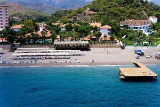 Hotel Halduns Beach ehem. Akman Beach & Park Club - Türkei - Kemer & Beldibi