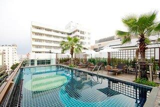 Hotel Sunshine & Residences - Pattaya - Thailand