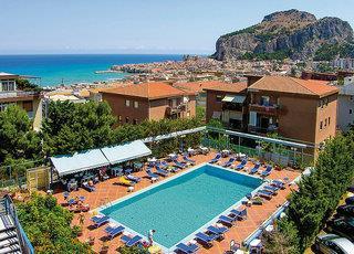 Hotel Villa Belvedere Cefalu - Cefalu - Italien