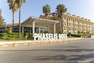 Hotel Phaselis Rose - Türkei - Kemer & Beldibi