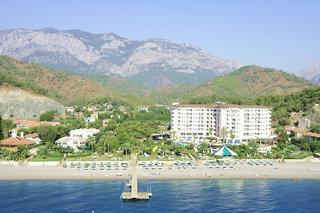 Hotel Elize Beach Resort - Türkei - Kemer & Beldibi