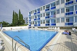 Hotel Plavi - Porec - Kroatien