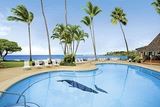 Hotel Outrigger Napili Shores - USA - Hawaii - Insel Maui