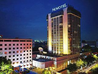 Hotel Novotel Peace Beijing - China - China - Peking (Beijing)