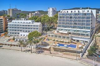 Hotel Flamboyan & Caribe - Magaluf - Spanien