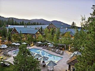 Hotel Tenaya Lodge at Yosemite - Yosemite Park - USA