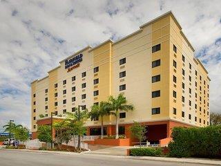 Hotel Fairfield Inn & Suites Miami Airport South - USA - Florida Ostküste