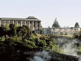Hotel Quality Regal Geyserland