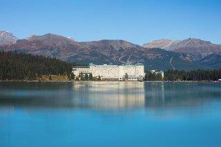 Hotel The Fairmont Chateau Lake Louise - Lake Louise - Kanada