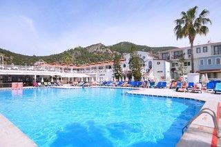 Hotel Karbel Ölüdeniz - Türkei - Dalyan - Dalaman - Fethiye - Ölüdeniz - Kas