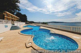 Jadran Hotel - Seget Donji (Trogir) - Kroatien