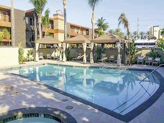 Hotel BEST WESTERN PLUS Stovall's Inn - Anaheim - USA