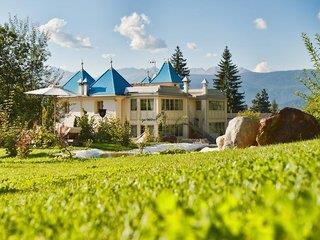 Hotel Villa Orso Grigio - Ronzone - Italien