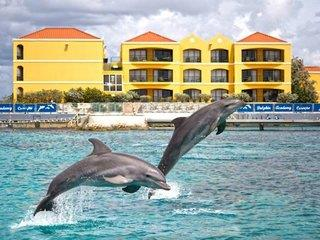 Hotel The Royal Sea Aquarium - Seaquarium Beach (Insel Curacao) - Curacao