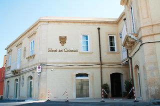 Hotel Dei Coloniali - Italien - Sizilien