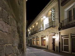 Hotel Roma Valladolid - Spanien - Zentral Spanien