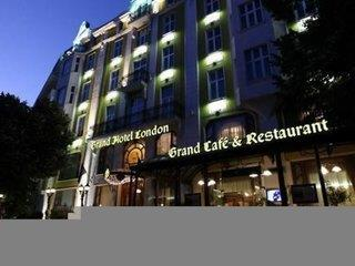 Grand Hotel London - Bulgarien - Bulgarien: Goldstrand / Varna