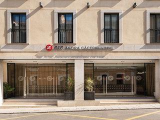 Hotel AH Agora Caceres - Spanien - Zentral Spanien