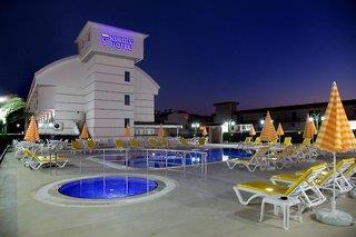 Konakli Nergis Boutique Hotel - Türkei - Side & Alanya