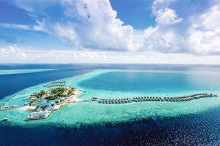 Hotel Centara Ras Fushi Resort & Spa - Malediven - Malediven