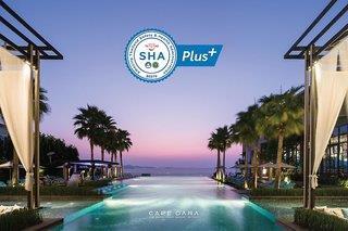 Hotel Cape Dara Resort - Thailand - Thailand: Südosten (Pattaya, Jomtien)