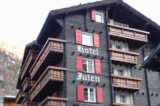Romantik Hotel Julen - Schweiz - Wallis