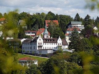 Hotel Magnetberg Baden-Baden - Deutschland - Schwarzwald