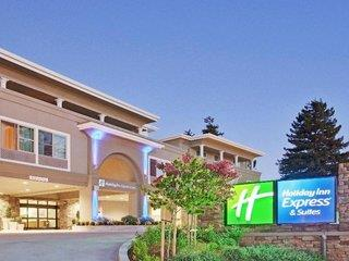 Hotel Holiday Inn Express Santa Cruz - USA - Kalifornien