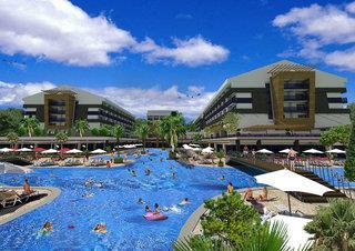 Hotel Terrace Elite Resort - Türkei - Side & Alanya