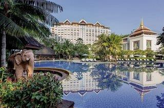 Hotel Shangri-La Chiang Mai - Thailand - Thailand: Norden (Chiang Mai, Chiang Rai, Sukhothai)